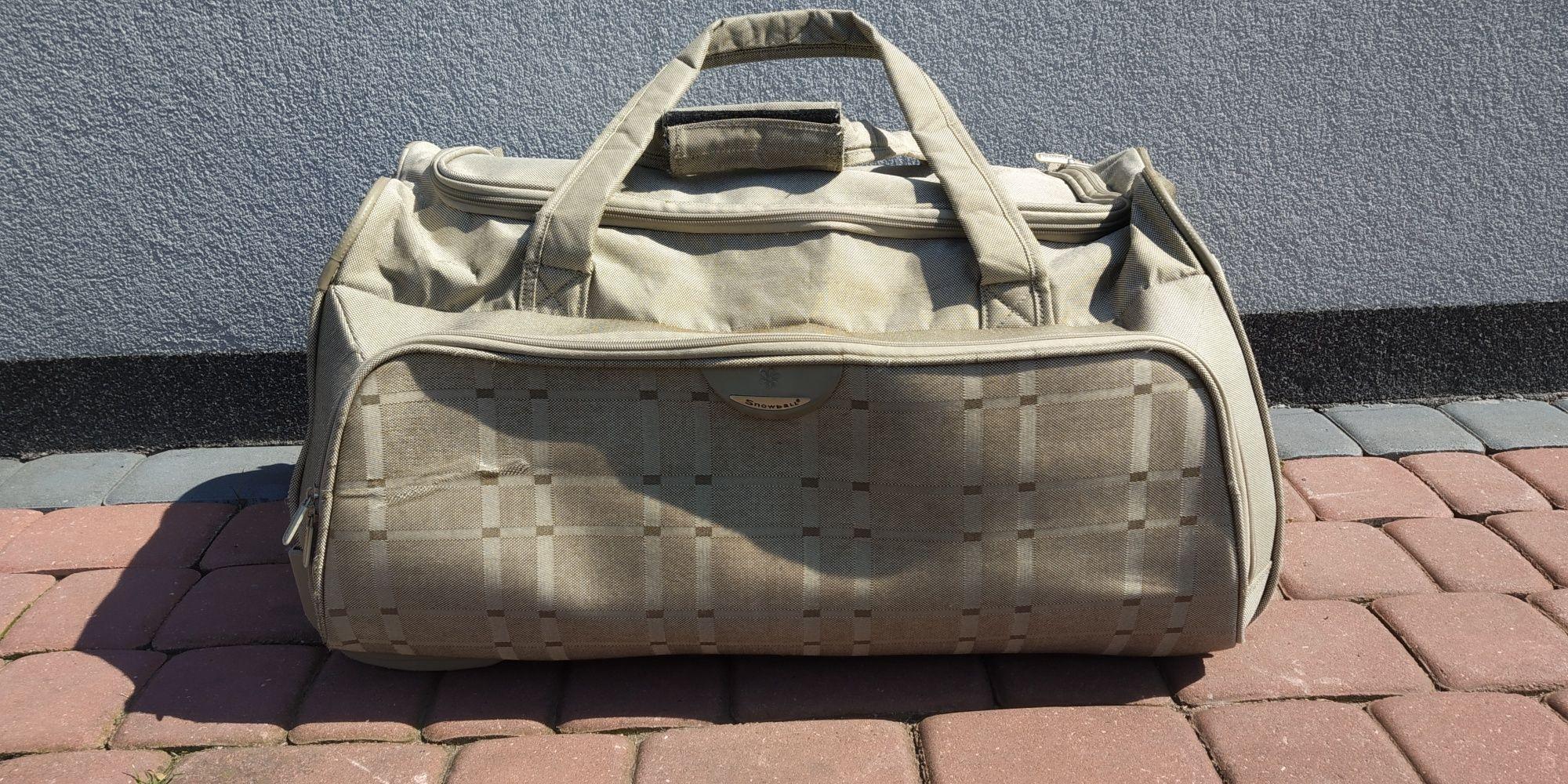 Torba podróżna Snowball walizka na kółkach