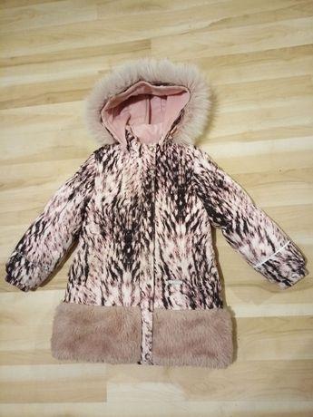 Зимнее пальто LENNE (Ленне,Линне) размер 110 см (+6см)