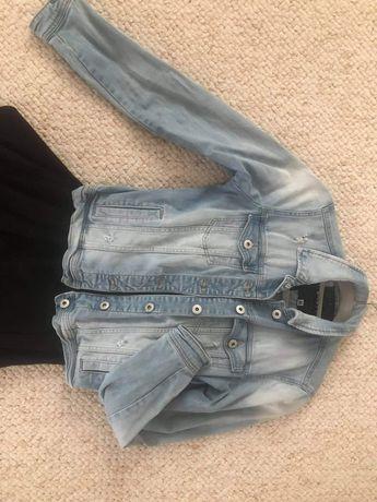 Kurtka jeansowa r.m