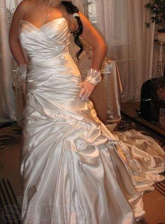 продам свадебное платье или сдам в прокат.