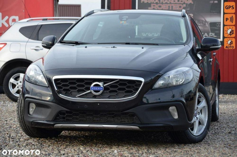 Volvo V40 Czarne Opłacone 1.6D2 Start/Stop Navi Alu Gwarancja Kutno - image 1