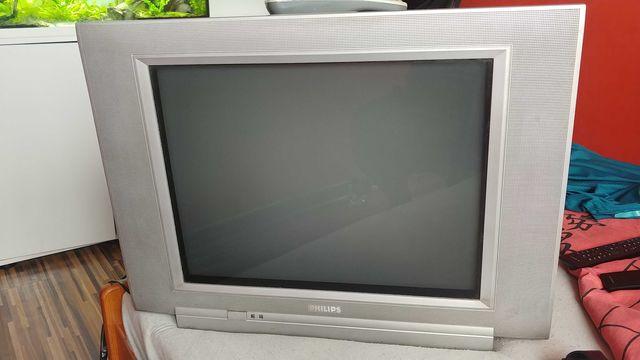 Za darmo telewizor Philips 21 cali.