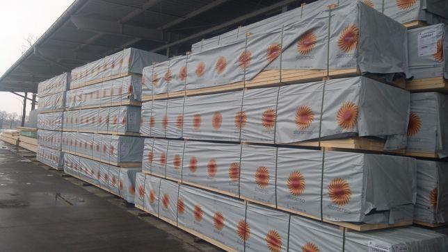 Drewno konstrukcyjne KVH 100x200mm klasa C24 jakość NSI
