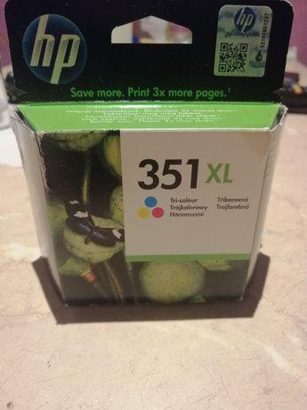 Tusz HP 351 XL oryginalny