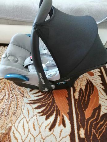 Wózek 3  w 1 Adamex Reggio, fotelik samochodowy  Maxi-Cosi