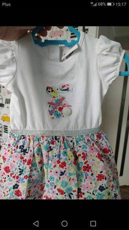 Sukienka Nula Bug rozmiar 74