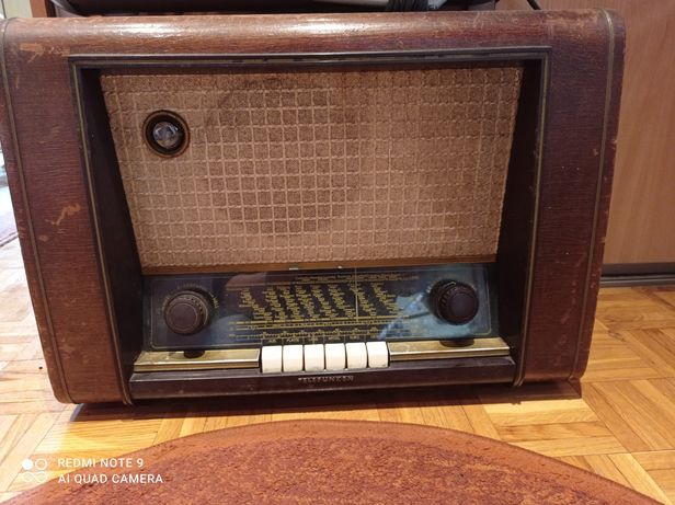 Radio z czasów PRL