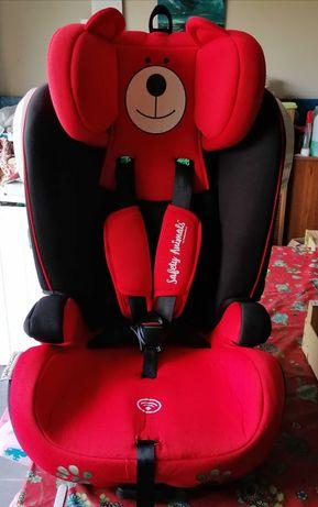 Cadeira auto grupo 1,2,3