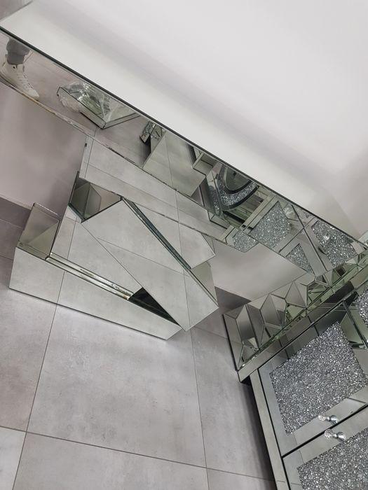 Piekna szklana konsola Bytom - image 1