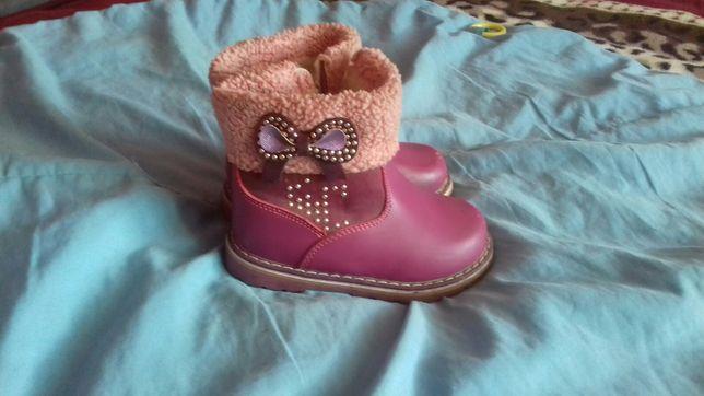Сапожки на зиму ( ботінки) взуття