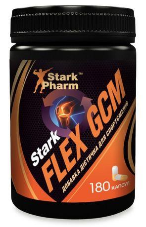 Stark Flex GCM 180 кап (глюкозамин хондроитин МСМ) суставы связки Киев