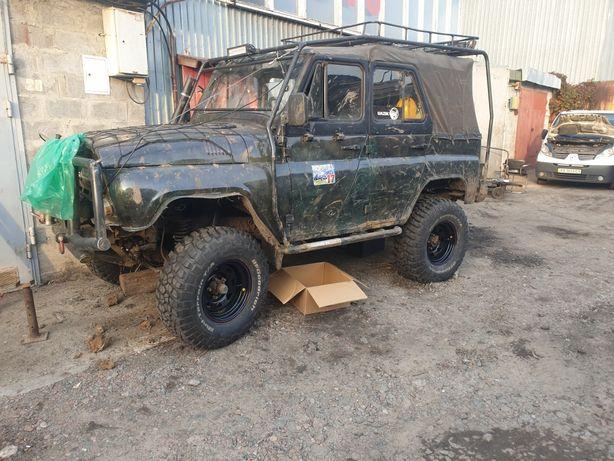 УАЗ 469 2.8 turbo biesel