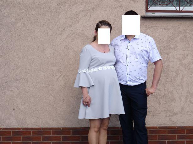 Suknia ciążowa rozm.42