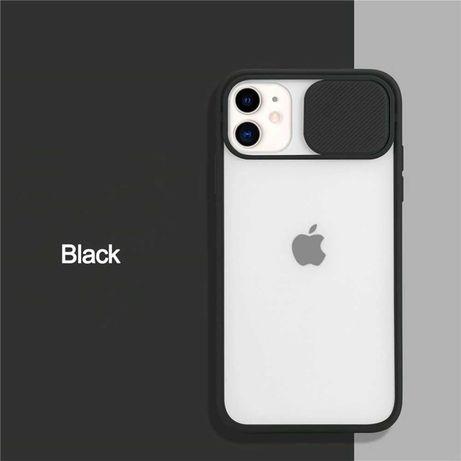Чехол iphone 12,12pro ,black