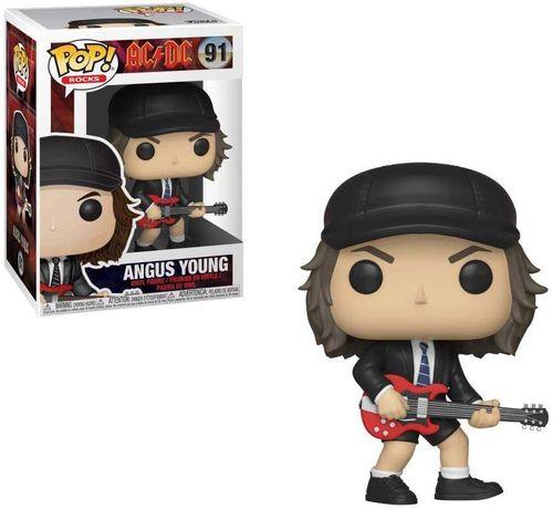 AC/DC: Angus Young - Figura Funko Pop Original