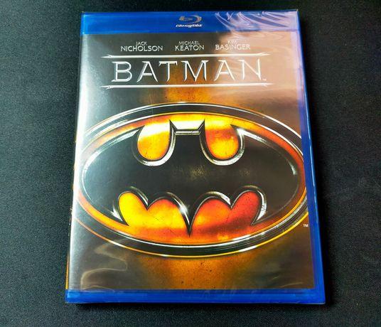 Batman 1989 Blu-ray PL lektor napisy Folia