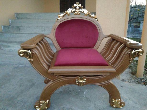 Крісло запрестольне, сакральне
