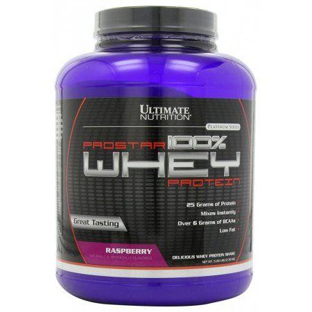 Ultimate Nutrition Prostar Whey (2390 гр.)
