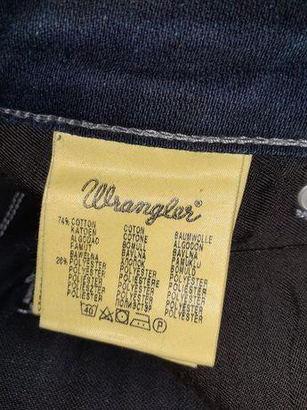 Wrangler - jeansy.