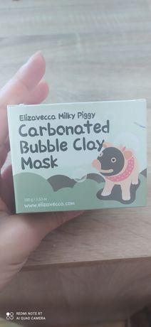 Отдам маску глиняно-пузырьковую