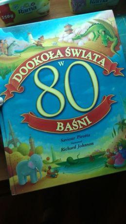 Dookoła świata w 80 baśni