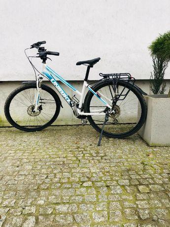 """[REZERWACJA] Rower crossowy damski Unibike Flash EQ 2019 r.17"""" stanBDB"""