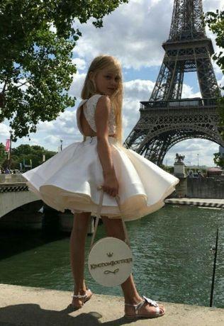 Детское платье , нарядное платье , платье для девочки.