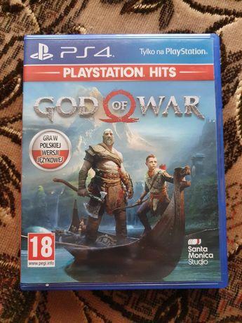 God of war na konsolę ps4