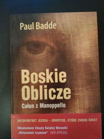 Boskie oblicze calun z Manoppello - Badde