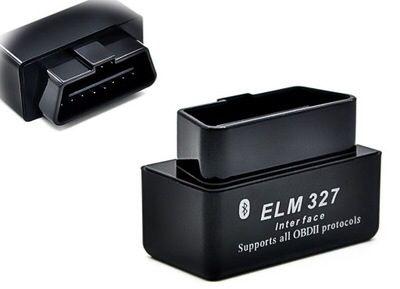 Interfejs skaner ELM 327 Bluetooth OBD2 NOWY 2016 PL