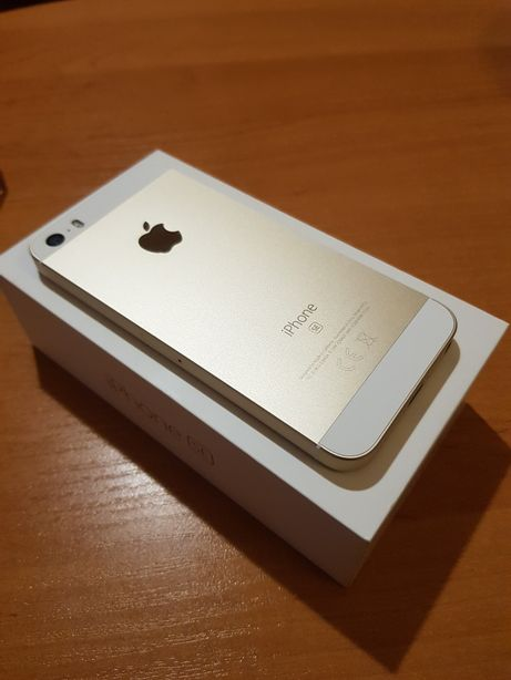 Iphone SE 32 GB jak nowy- gwarancja