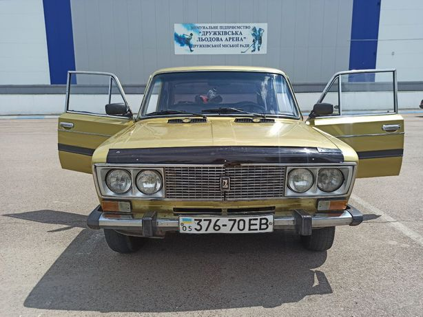 Автомобиль ВАЗ 21061