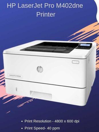 HP LaserJet Pro M402dne - отпечатал менее 3000 страниц.