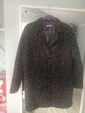 Płaszcz oversize r 38 pantera