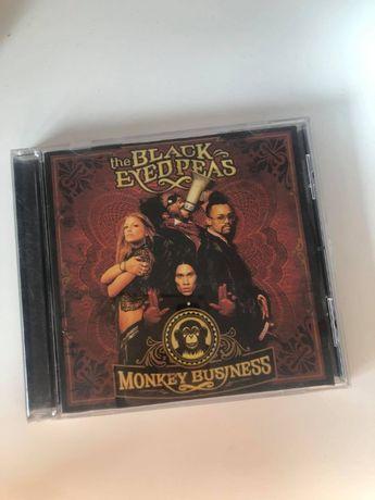 The black eyed peas Monkey Business płyta