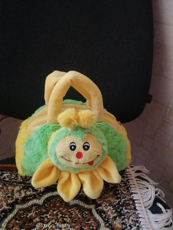 Детская сумочка торговой марки ЛЕВЕНЯ