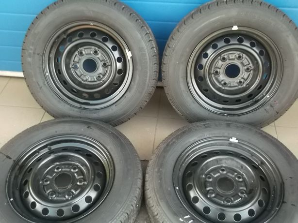 Felgi Stalowe Toyota Hiace 6x139,7 5,5J15 ET 29 nr. F-168