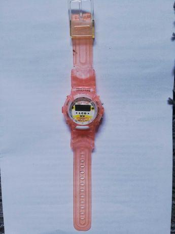 Zegarek dziecięcy różowy