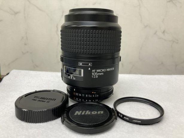 Nikon AF Micro Nikkor 105mm 1:2.8 sprzedam