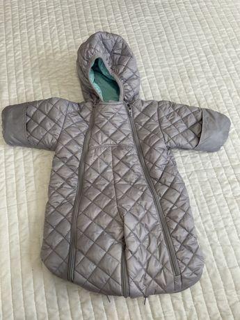 Комбинезон, спальный мешок для новорожденного