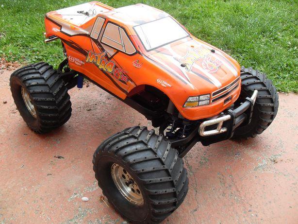 THUNDER TIGER MTA4 4,6 ccm 1:8 4WD Nitro Model RC Spalinowy