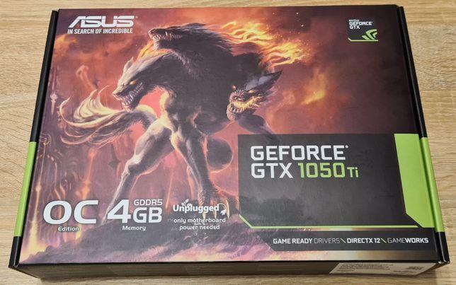 Karta graficzna ASUS GF GTX1050Ti Cerberus OC 4GB GDDR5