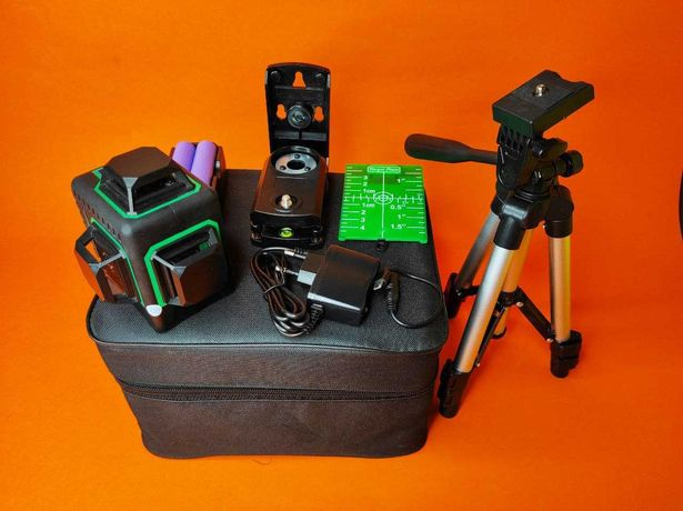 Лазерный уровень Hessen 3D mini (Fukuda Firecore Huepar Shijing Bosch)
