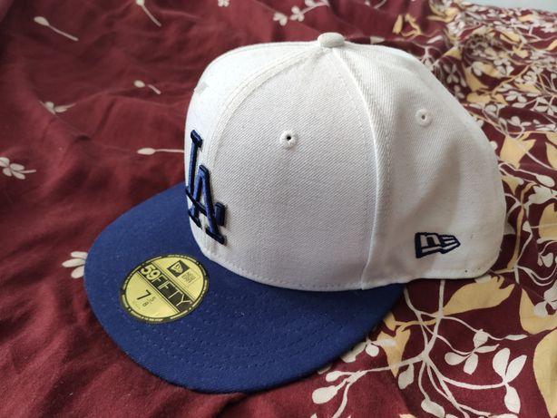 Czapka New Era Fullcap LA Los Angeles Dodgers 7 5/8 60,6
