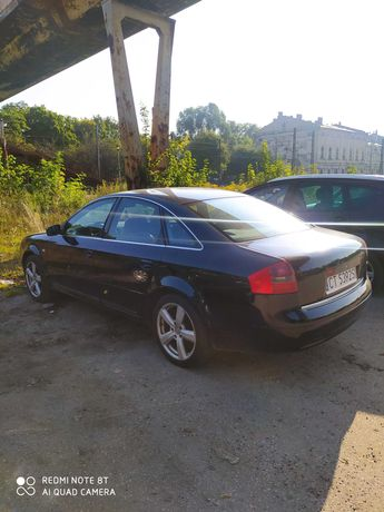 Audi a6 c5 2,4 benzyna nowe zawieszenie i hamulce