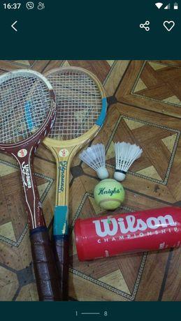 Тенісна ракетка, футляр, бадминтон, тенисная
