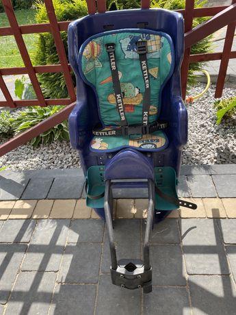 Fotel rowerowy dla dziecka