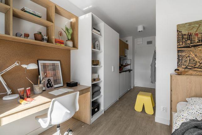 Studenci Gdańsk mieszkanie z prywatną łazienką i aneksem