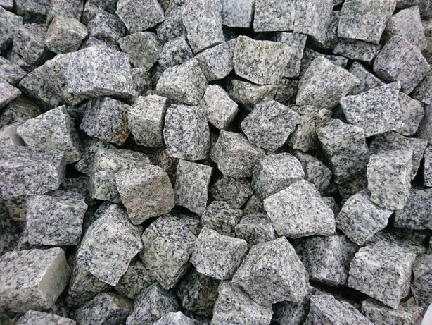 Kostka granitowa kolory, rodzaje OD RĘKI