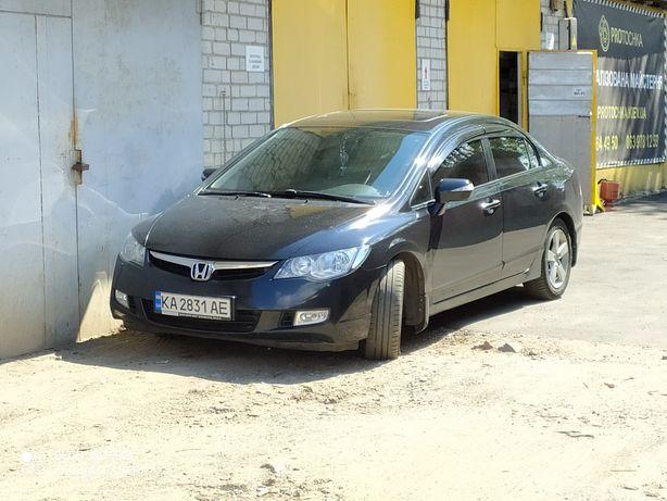 Honda civic 4d 1.8 2008